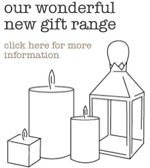 Gift Range from Liberty Rose Interiors